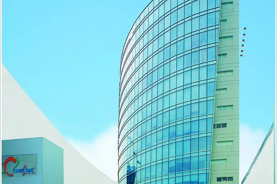 Coteccons Office Building, Office for lease in Binh Thanh District