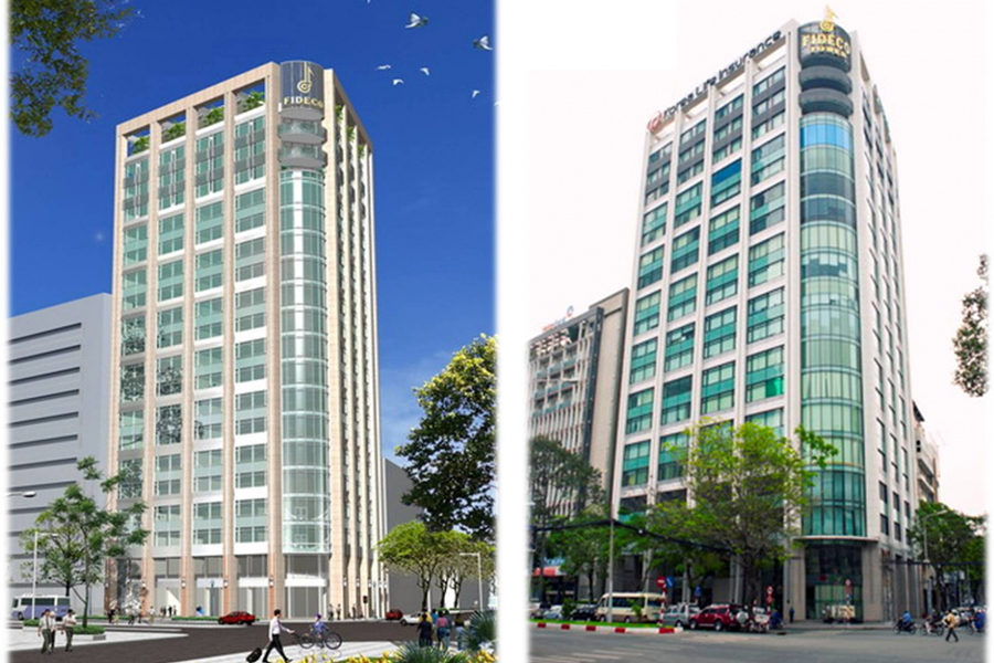 Ruby Tower, Grade B Office for lease in District 1, HCM City
