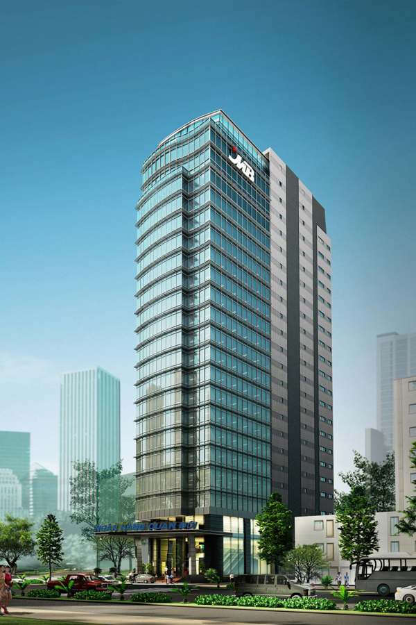 Sunny Tower, Grade B Office for lease in District 1, HCM City