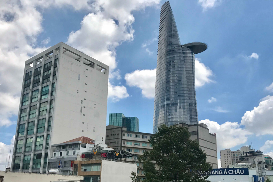TNR Tower Building, Grade B Office for lease in District 1, HCM City