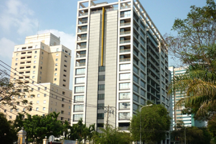 The Landmark Building, Grade B Office for lease in District 1, HCM City