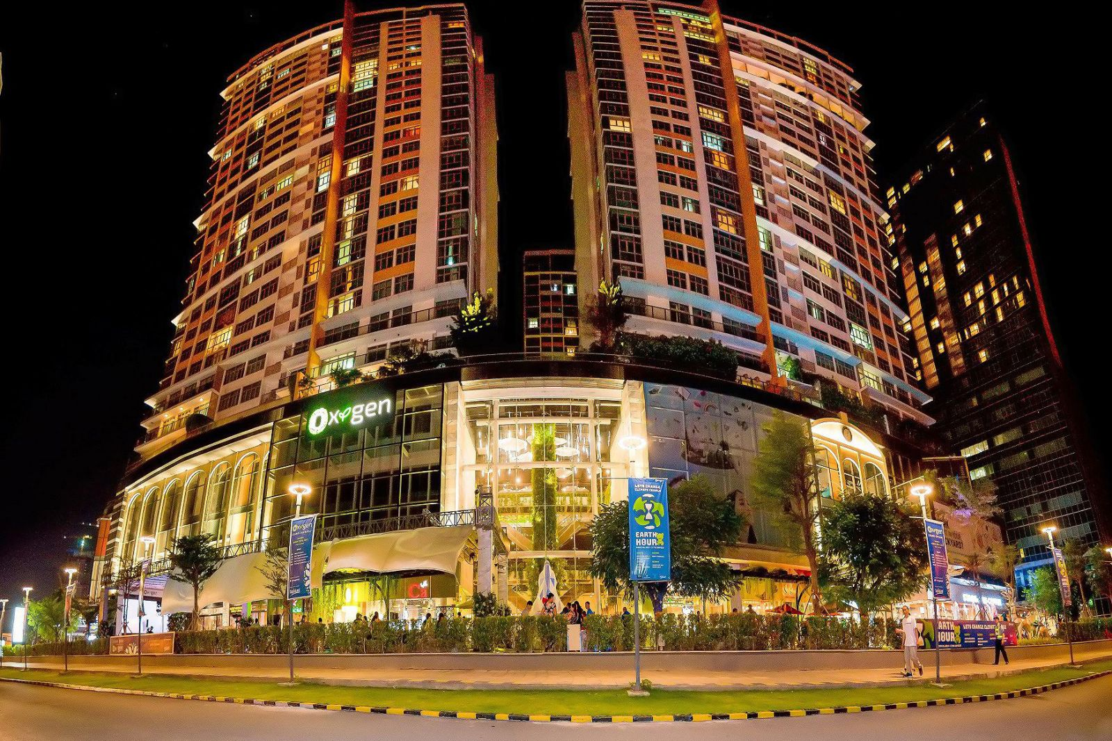 The Oxygen Building, Grade B Office for lease in District 2, HCM City