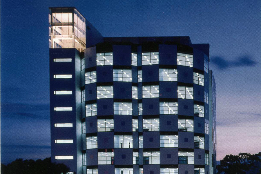 Zen Plaza Building, Grade B Office for lease in District 1, HCM City