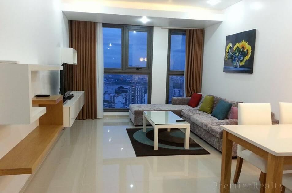 Selling 2-bedroom corner apartment, 92 m2 at Pearl Plaza