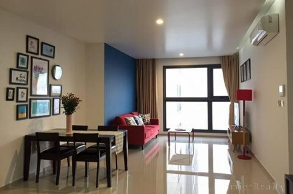 Pearl Plaza apartment 2BRs,103sqm for sale, middle floor