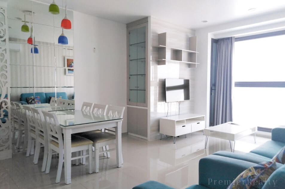 Apartment 2BRs - Pearl Plaza, fully furnished, for rent urgently