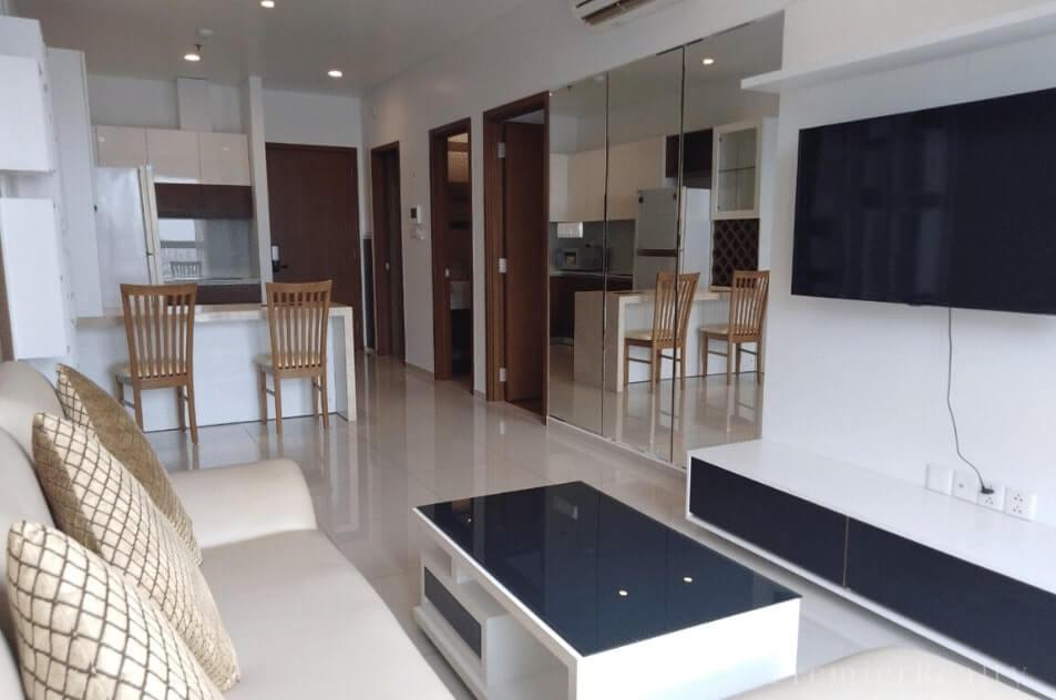 Hot! Just 1050$ Rent Pearl Plaza Apartment 2 Bedrooms - 101sqm