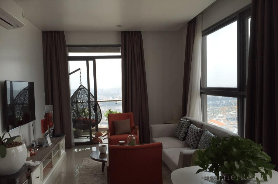 Immediately, Rent apartment 3BRs - 123sqm in Pearl Plaza