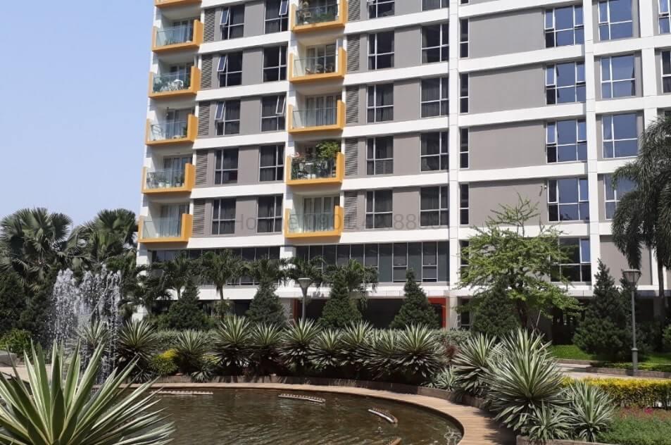 Gía bán căn hộ 2 phòng ngủ tại Saigon Airport Plaza tốt nhất