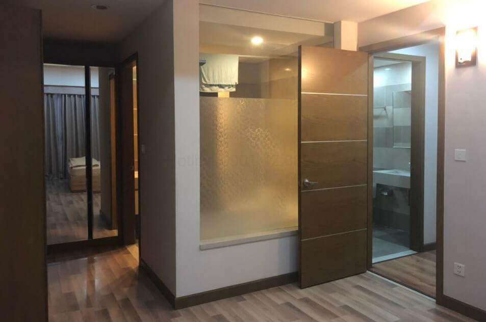 Luxury Apartment of garden view for rent in Saigon Airport Plaza