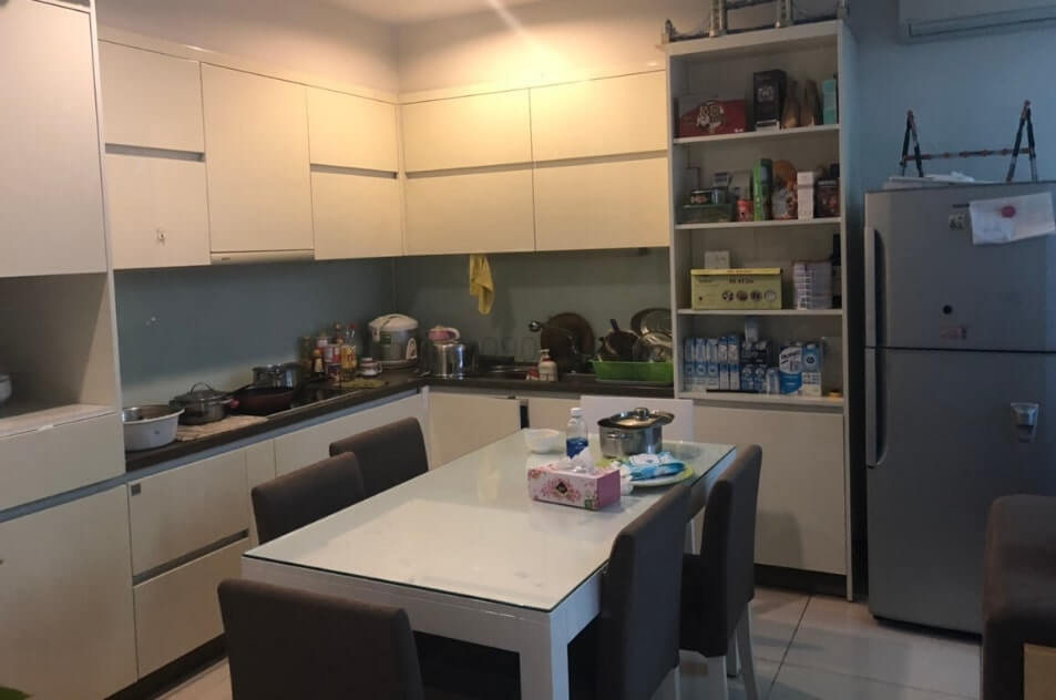 1 Bedroom, 59sqm Condo for rent at Saigon Airport Plaza